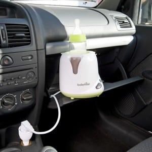 Chauffe-biberon de voiture